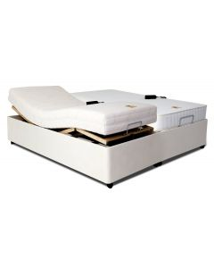 OSLO DUAL ADJUSTABLE ELECTRIC BED