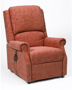 Drive Chicago Single Motor Rise and Recliner Chair