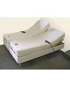 WASHINGTON DUAL ADJUSTABLE ELECTRIC BED