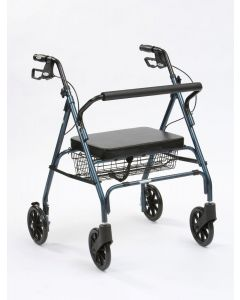 Drive Heavy Duty 4 Wheel Walker