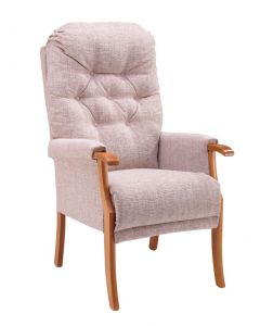 Pansy High Back Chair