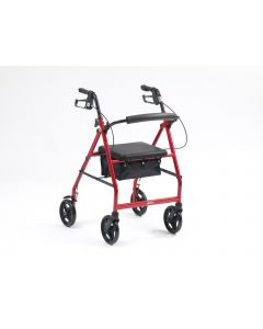 Drive Lightweight Aluminium 4 Wheel Walker