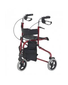 3 Wheel Walker With Seat