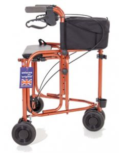 UNISCAN TRIUMPH 3 WHEEL WALKER