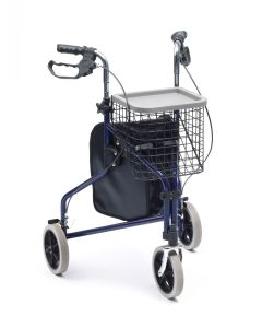 Steel 3 Wheel Walker