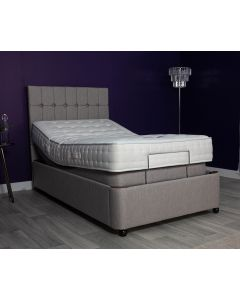 Wall Hugger Electric Adjustable Bed