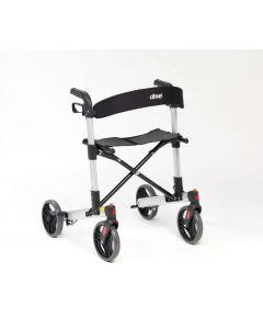 Drive X Fold 4 Wheel Walker